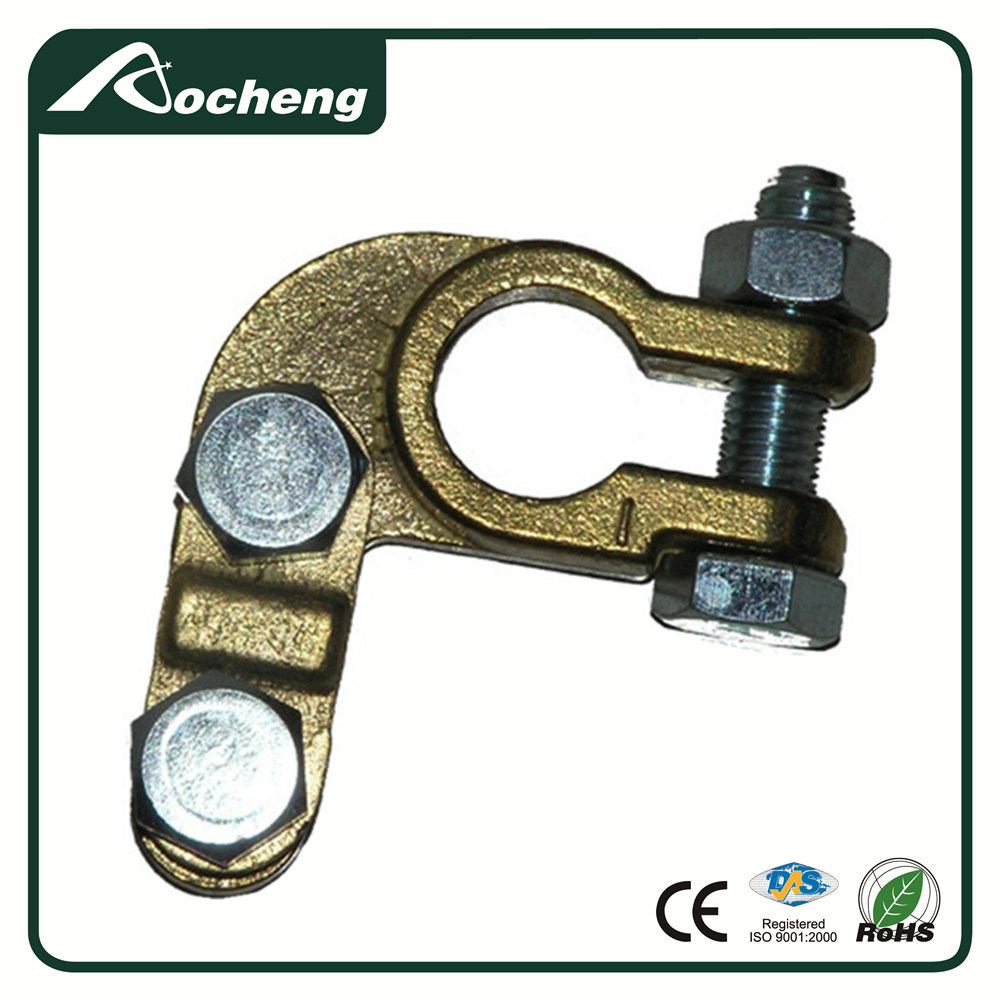 Auto Brass Battery Terminal (RoHS)