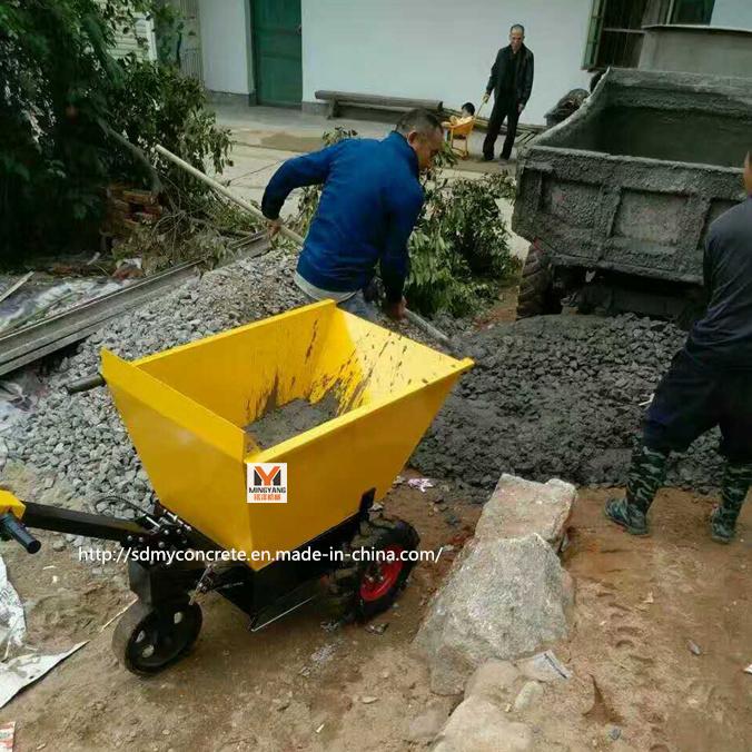 Electric Mini Dumper for Construction Sites