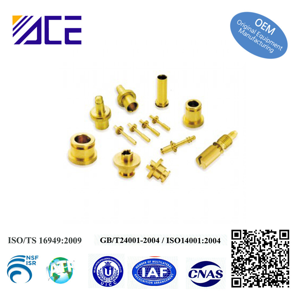 Precision Custom Machining Copper Steel Brass Fitting