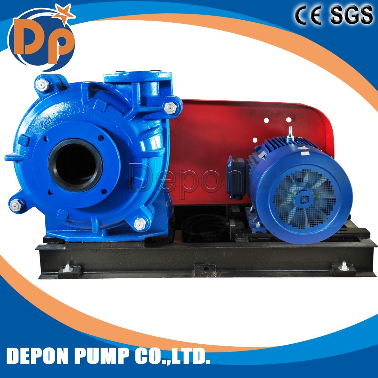 Industry Centrifugal A05 or Rubber Slurry Pump for Dredging