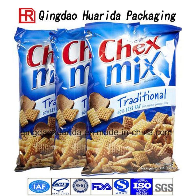Top Grade Custom Logo Printed Plastic Chips Food Packing Bags