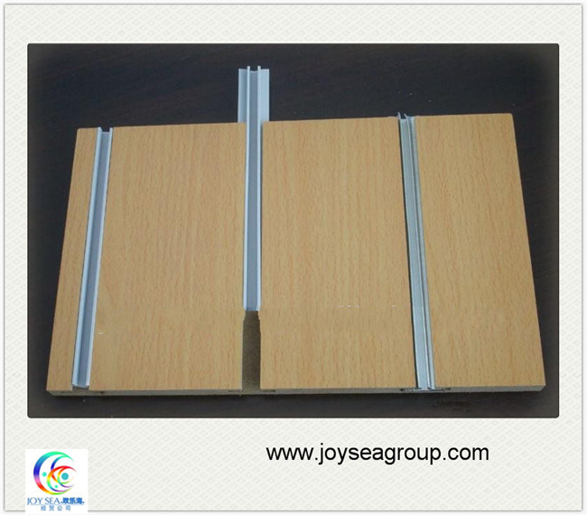 Building Material Wall Cladding Slotted MDF Board
