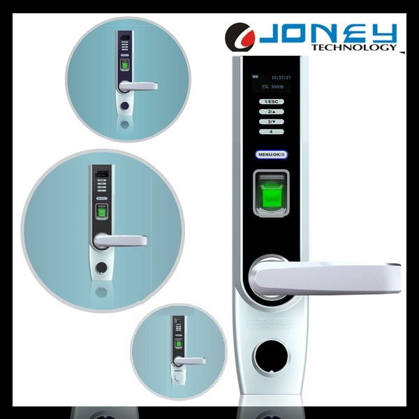 Security Door Lock System Biometric Fingerprint Lock