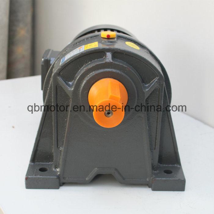 3HP Shaft Dia. 32mm 220V 380V 3-Phase AC Gear Motor