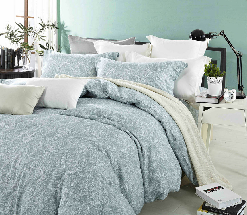 Italy Seaside Style 4 Pieces Bedding Sets