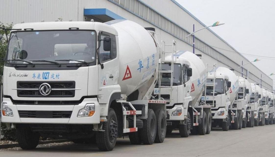 Carro del mezclador concreto (DONGFENG) – Carro del mezclador ...