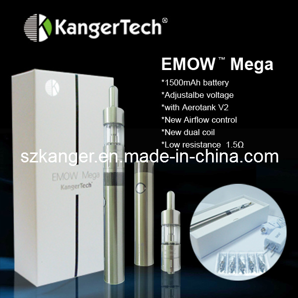 1600mAh Electronice Cigarette (Starter Kit Emow Mega)