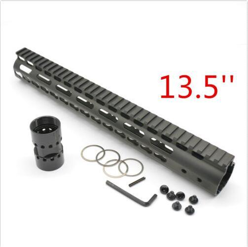 Customed Free Float Quad Rail Keymod Handguard Picatinny Rail 6 Types