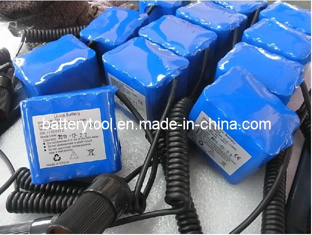 12V CPAP Battery for Resmed