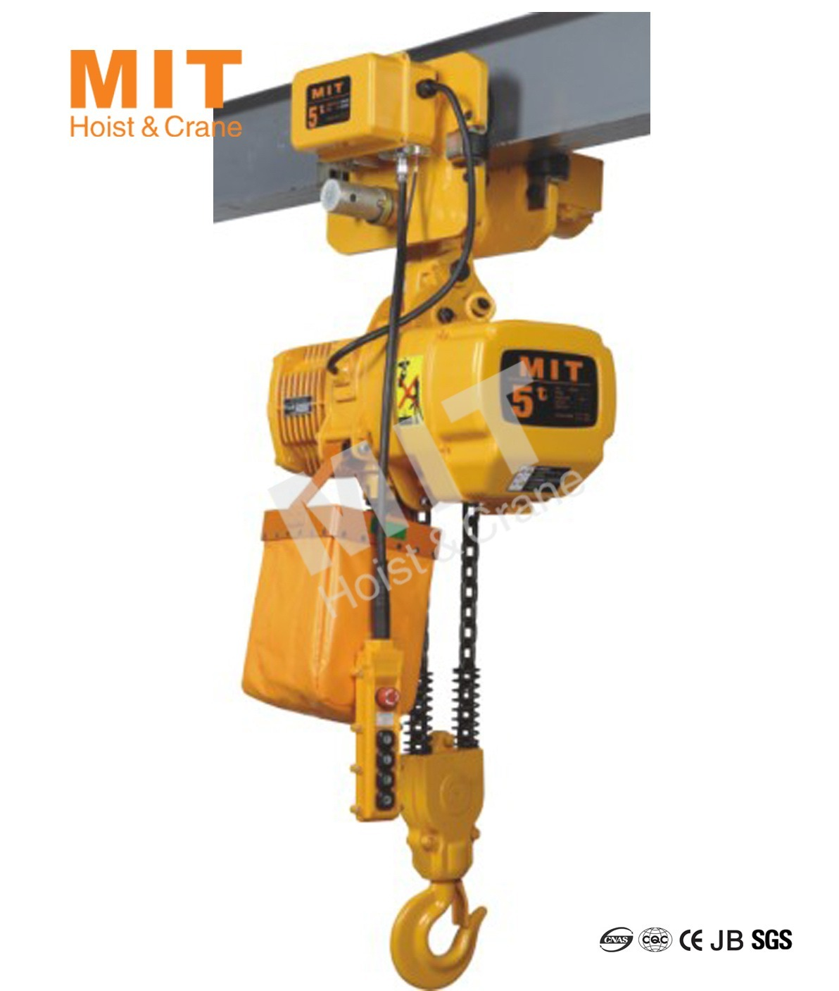 Pin Electric Chain Hoists On Pinterest