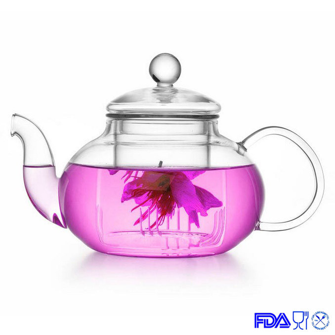 Tea Pot, Glass Water Pot, Water Bottle, Glass Kettle