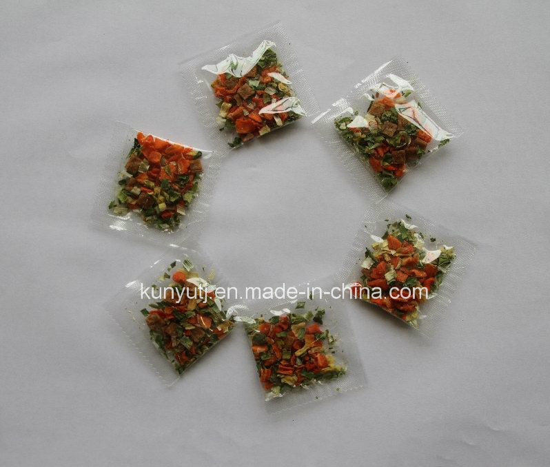 Dried Vegetables for Soup with High Quality