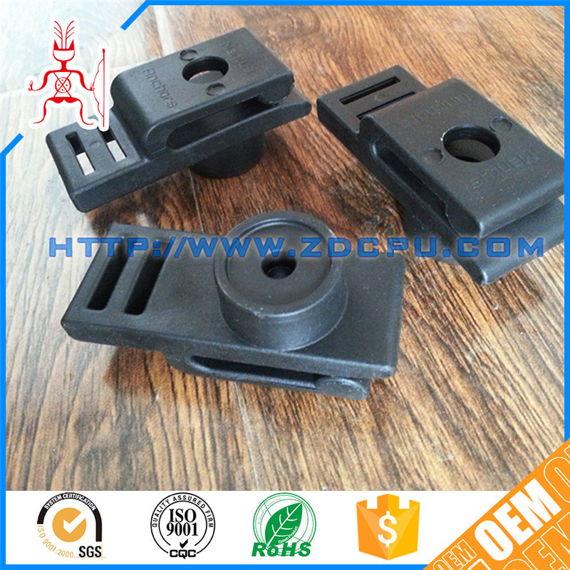 Small Tolerance Glass Fiber Nylon Plastic Clip
