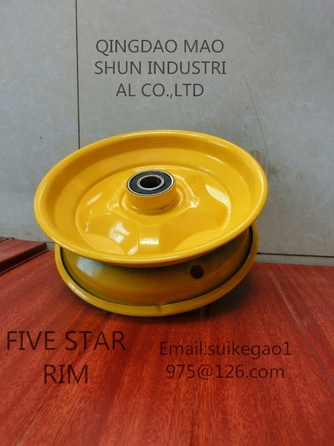 New Design Rim for Wheelbarrow and Trolley