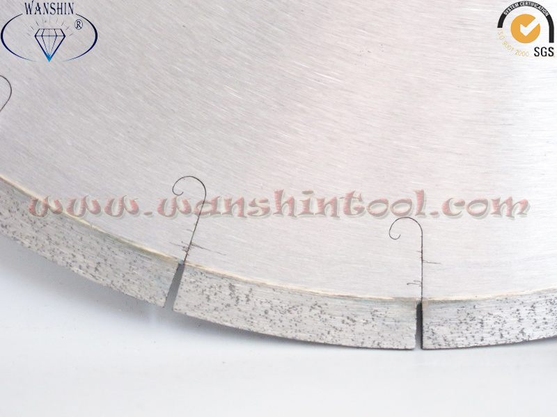 Fish Hook Ceramic Diamond Saw Blade