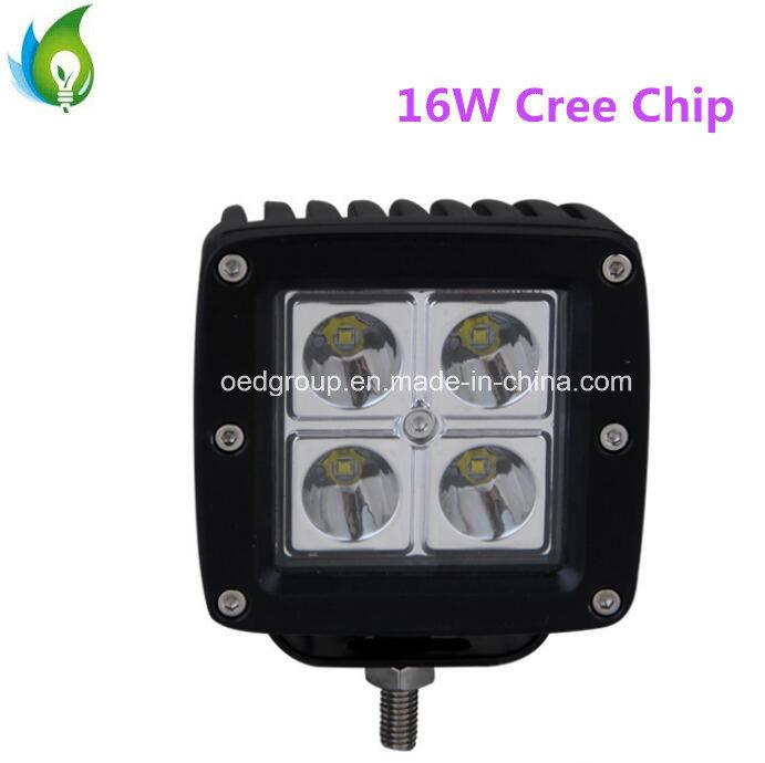 16W Auto LED Lamp, LED Driving Light