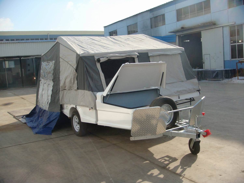 off Road Light Weight Fiberglass Folding Trailer and Folding Caravan (LH-FC-11A)