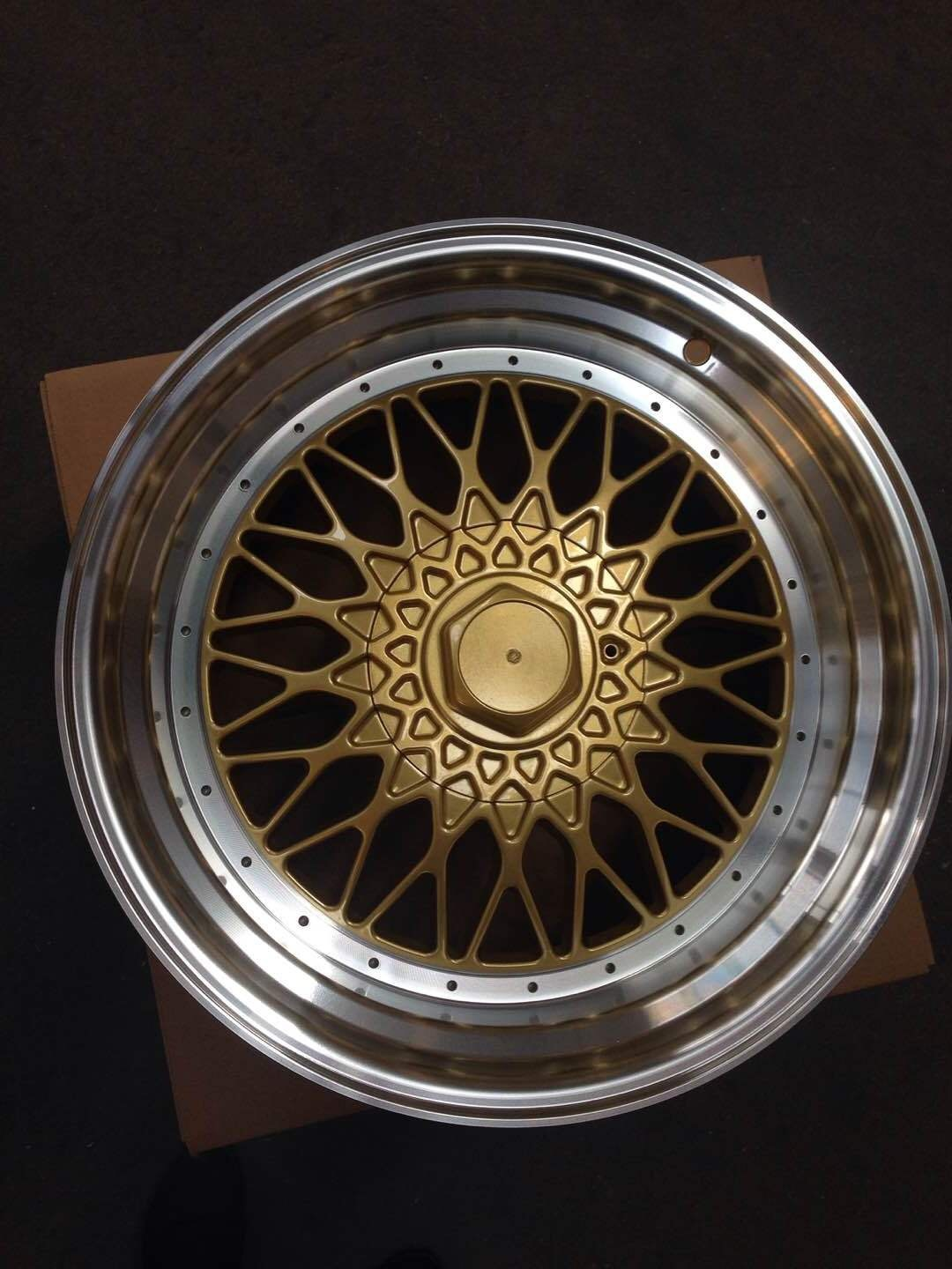 BBS Advan Hre Oz Alloy Wheel (SR0097)