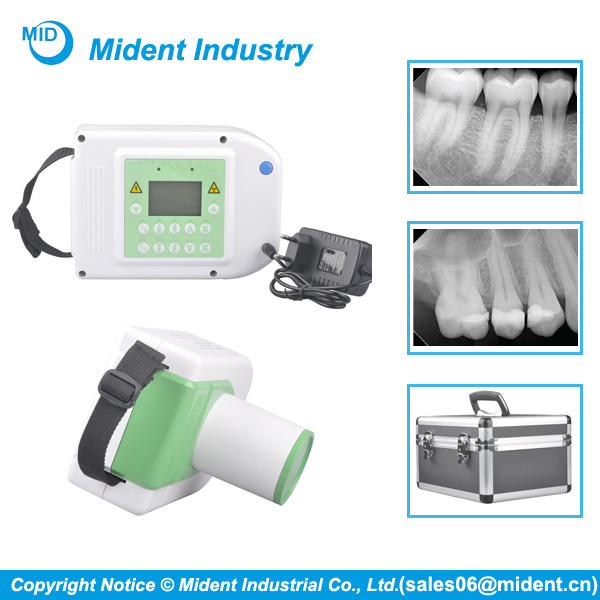 Light Weight Low Dose Portable Dental X-ray Unit