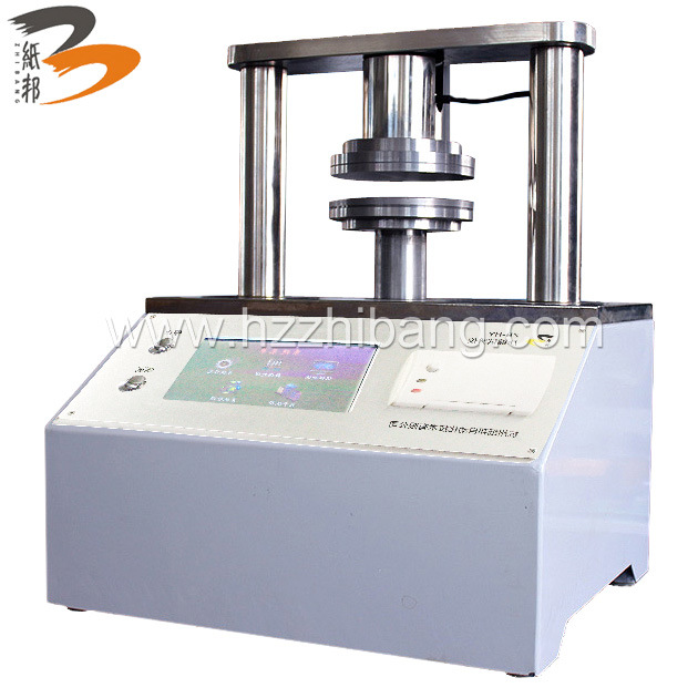 Zb-Hy Series Professional Paper & Cardboard Compressive Strength Crush Tester