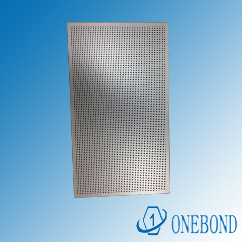 Perforated Acoustic Aluminum Honeycomb Panel