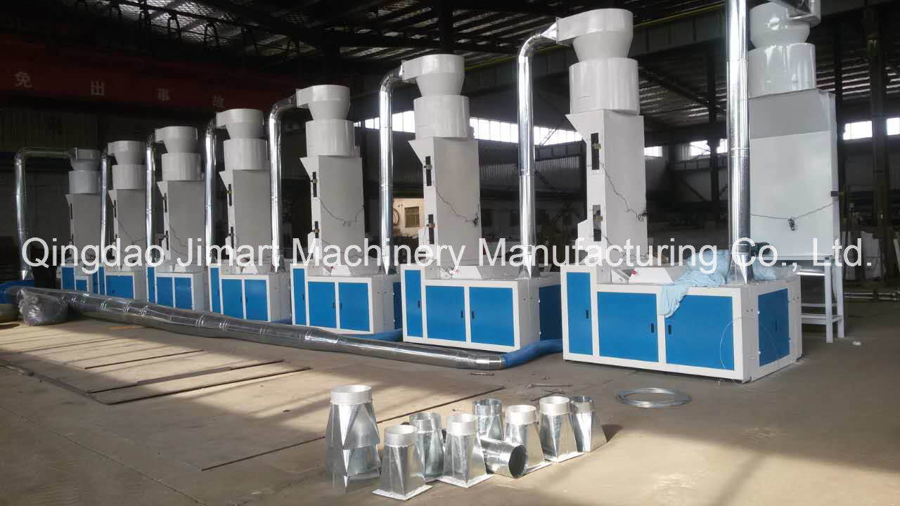 Jm500 Automatic Fabric Waste /Cotton Waste Recycling Machine