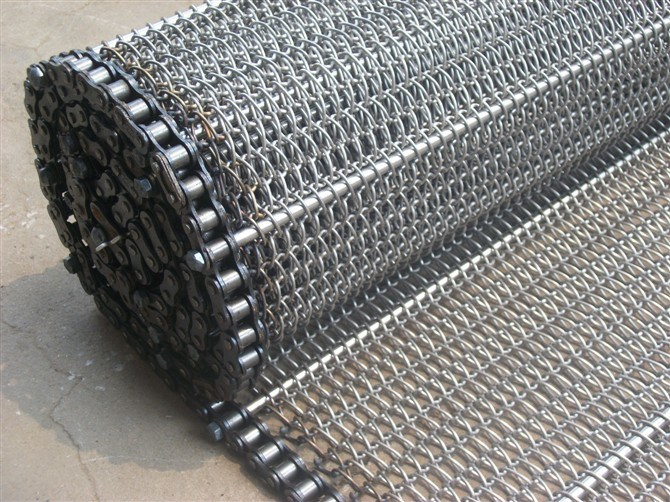 Stainless Steel Mesh Conveyor Belt / Wire Mesh Conveyor Belt (XM-425)