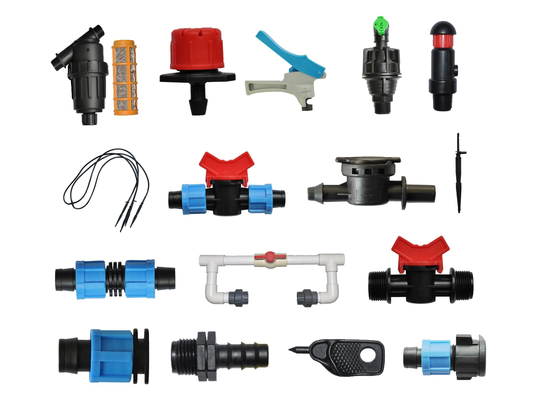 Agricultural Sprinkler &Drip Irrigation System