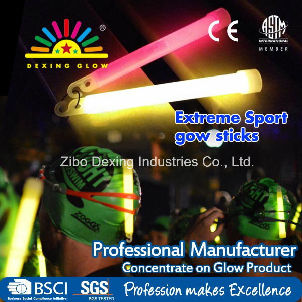 Outdoor Lighting Glow Sticks 8hrs