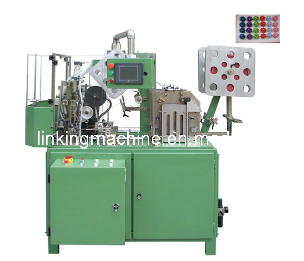 Tcj-Sxh Automatic Plastic Gift Flower Star-Bow Forming Machine