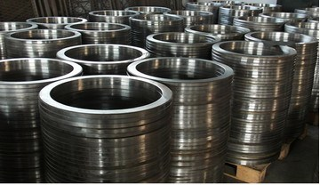 Seamless Rolled Steel Rings (R0004)