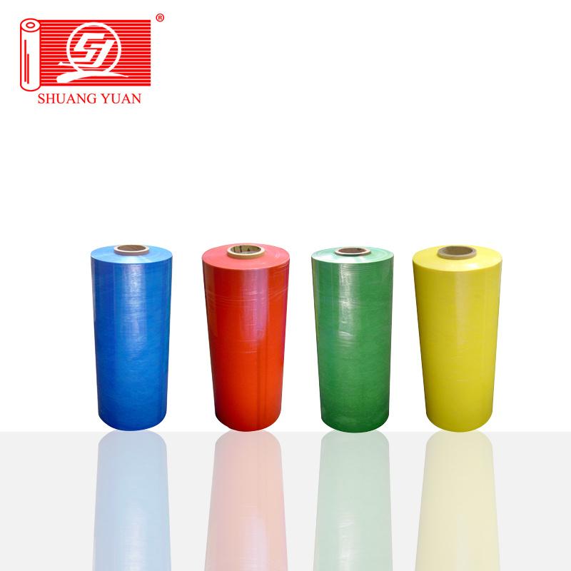 Shenzhen Factory 100% New Raw Materials LLDPE Pallet Wrap Film