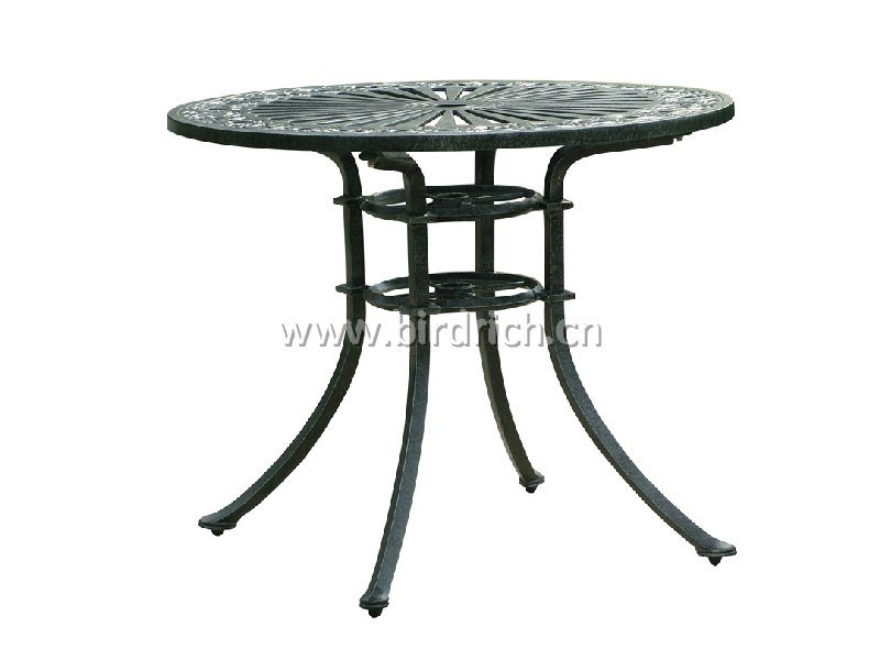 Patio Furniture Round Table China Table Dining Table