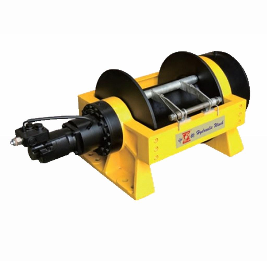 YJP400 Hydraulic Winch (40 tons / 88000lbs)