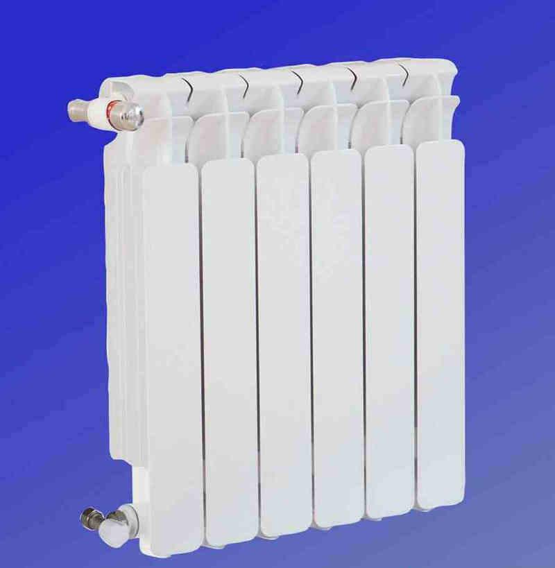 Newest Design Home Die-Cast Aluminum Water Radiator