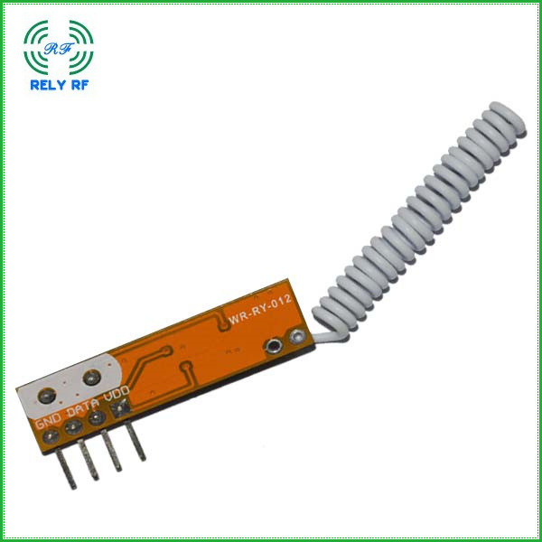 Small Size 433.92MHz Receiving Modules (WR-RY-012)