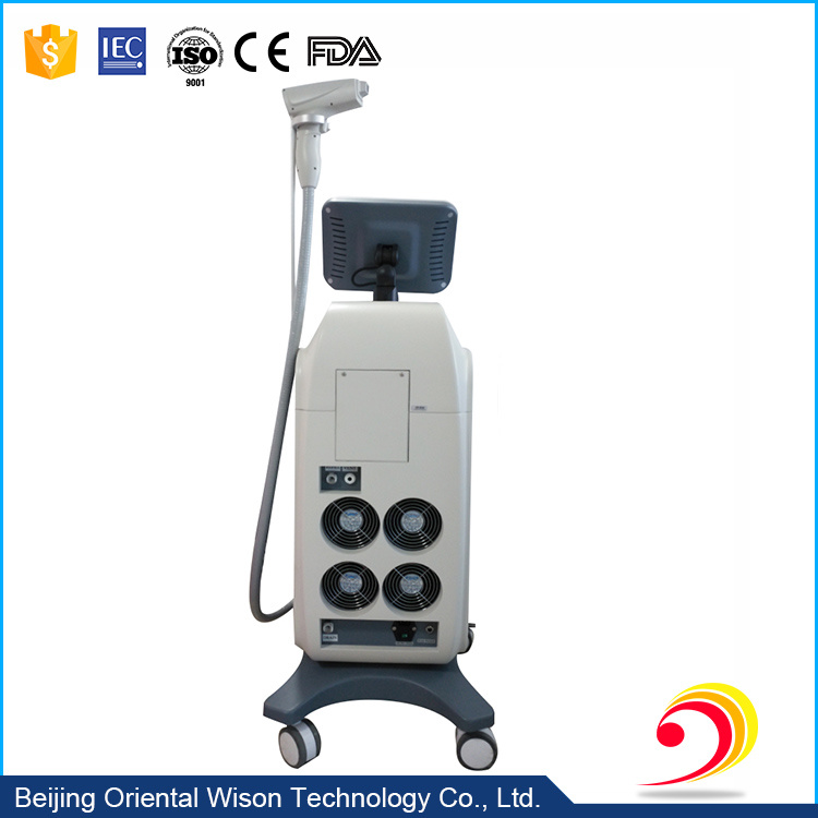 808nm Diode Laser Technology Hair Removal Machine