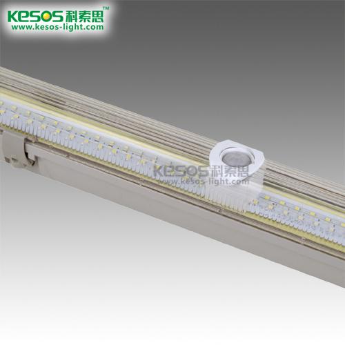 China europe popular led moving sensor garage tube light for Tube led garage