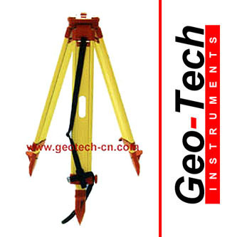 Heavy Duty Fiberglass Tripod for Surveying