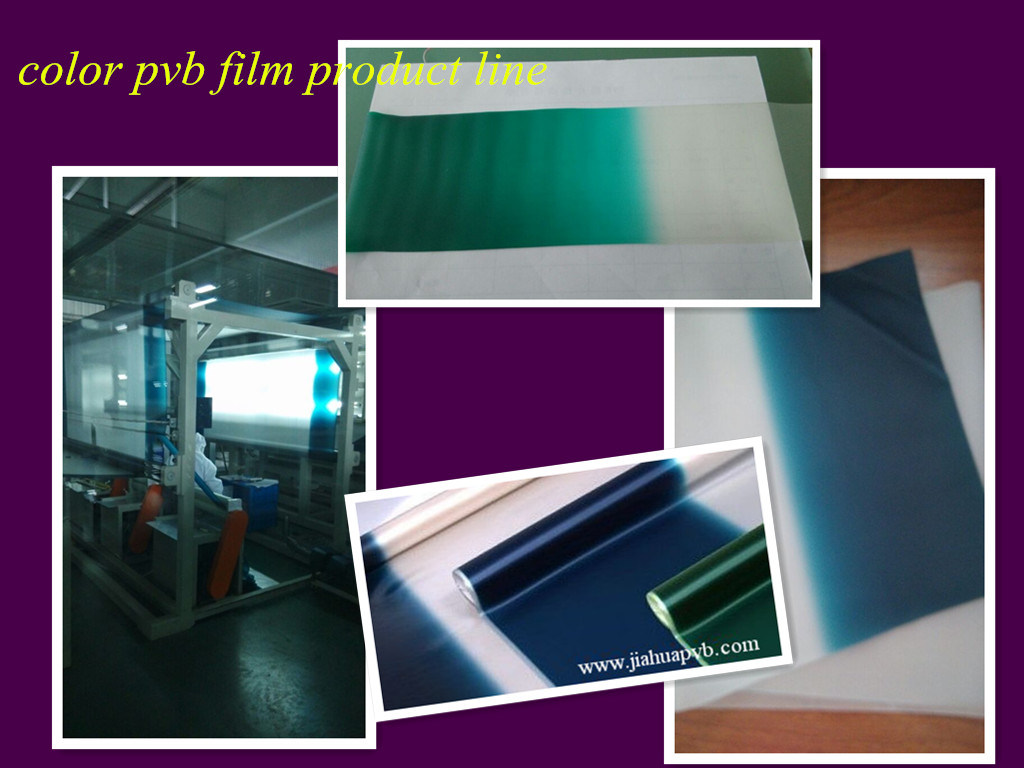 Architectural 0.38mm Laminating PVB Film