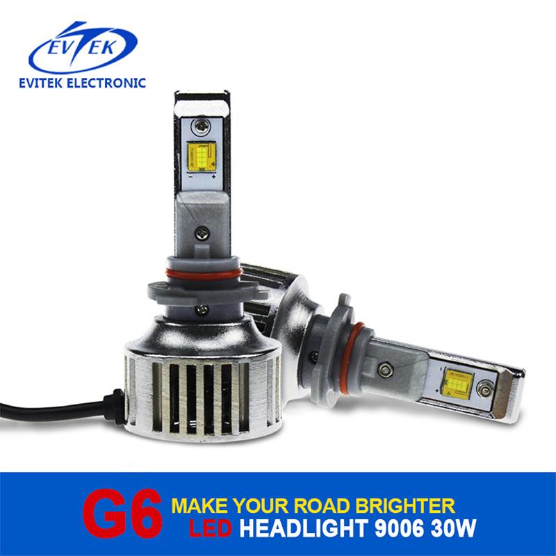 G6 9006 LED Headlight 30W 3200lm for Car Headlight