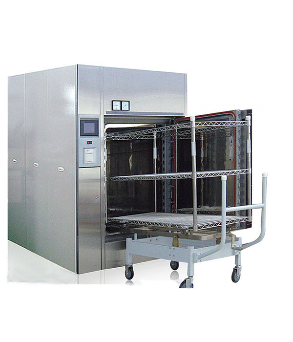 Fractoionate Vacuum Steam Sterilizer