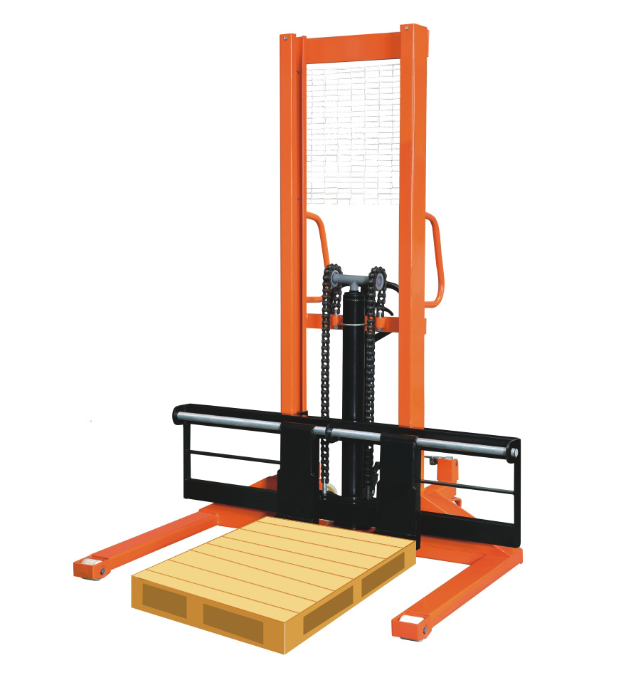 Straddle Hand Stacker (CTY-EW)