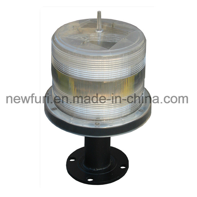280mm Marine Solar Navigation Light (used for runway and taxiway)