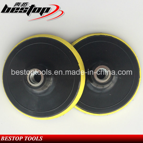 4′′/100mm Plastic Backer Pad for Angle Grinder