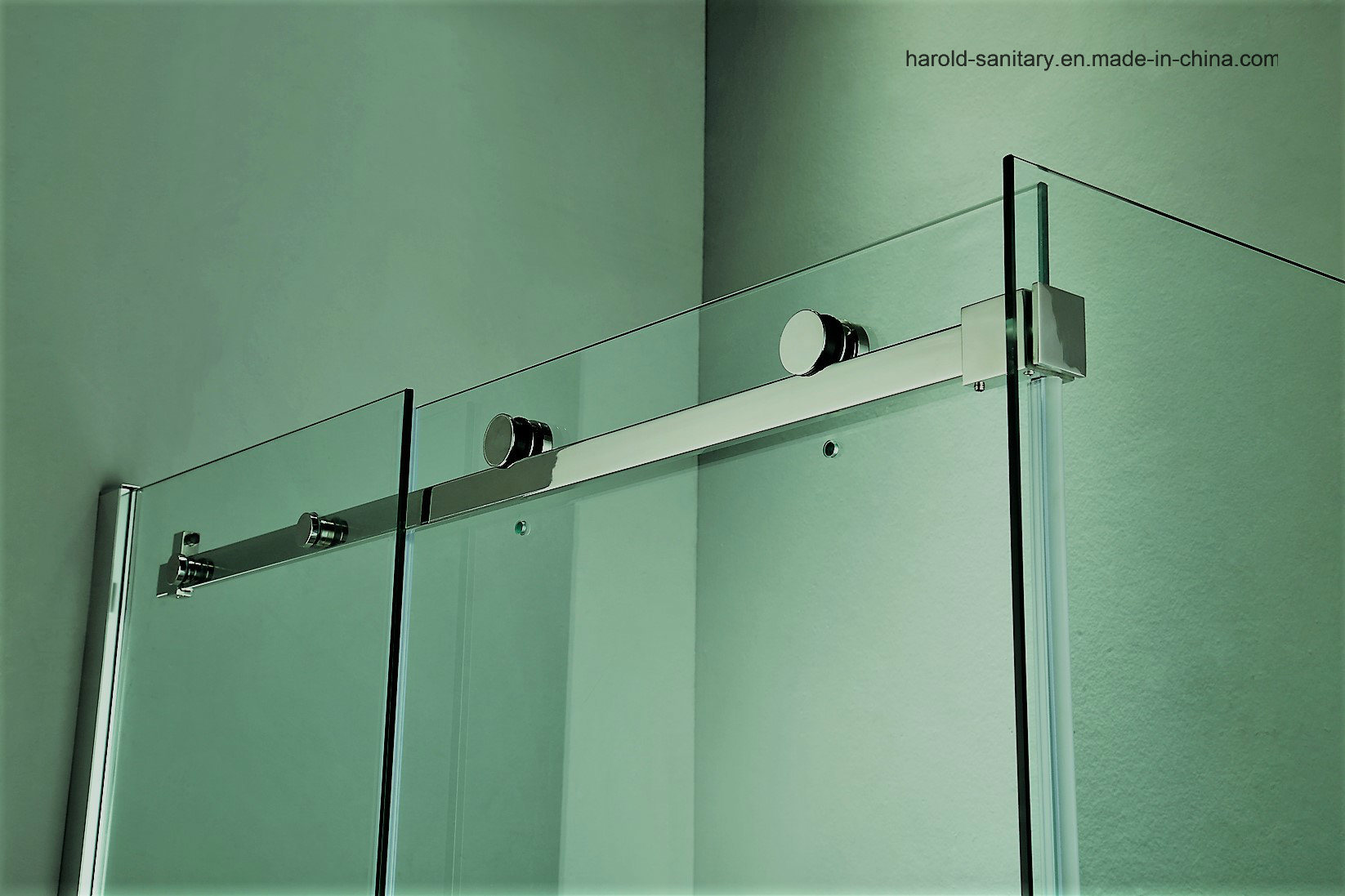 Hr-05-K-D Double Roller Sliding Shower Screen