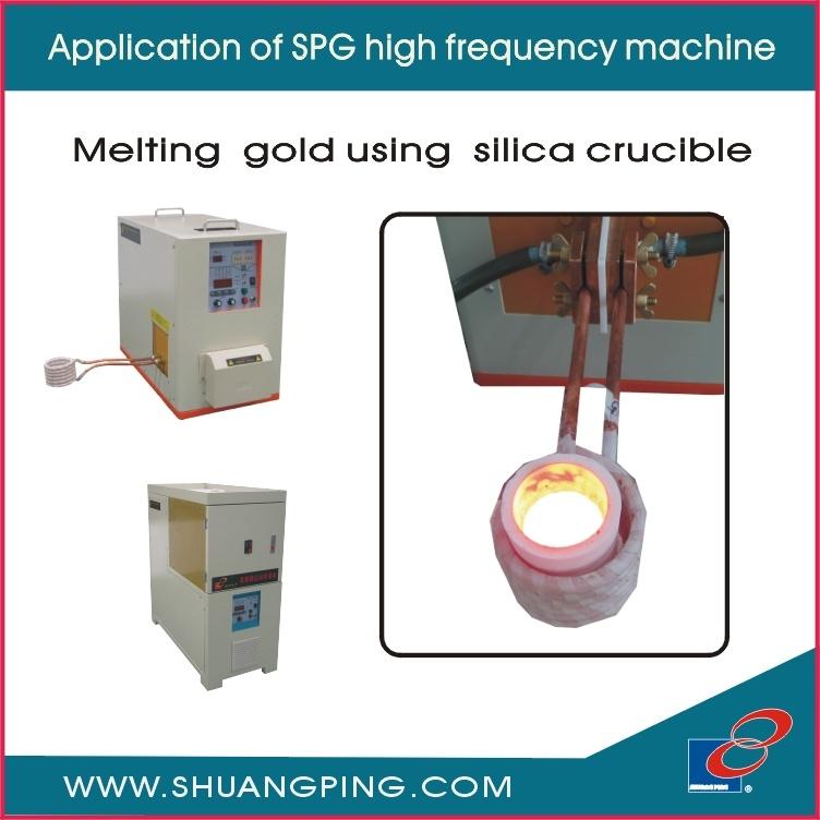 Induction Heating Machine 20kw 200kHz