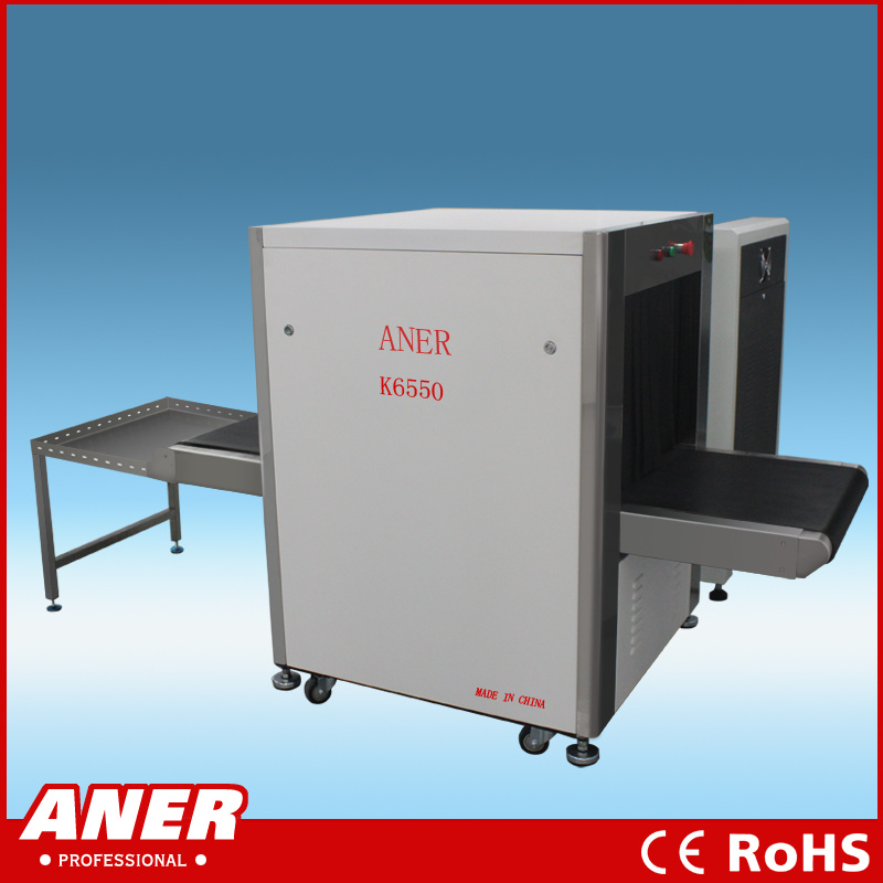 X-ray Baggage Scanner for Hotel Airport Government Military K6550