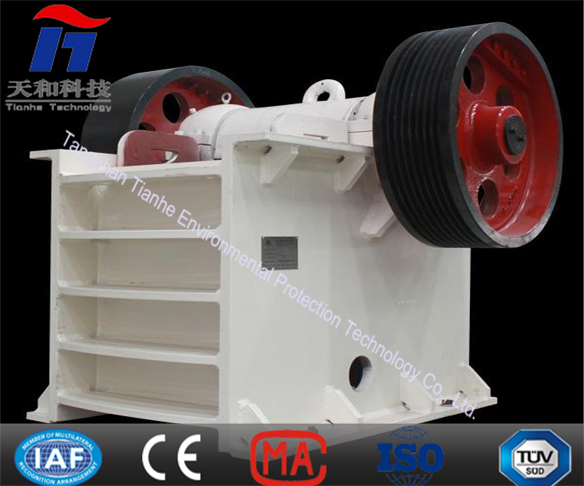 China Jaw Crusher for Stone