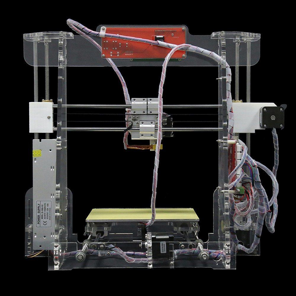 Anet Super Helper Fdm Personal High-Precision Hot Sales 3D Printer Machine